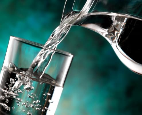 Water cleanse programs at Gerson Retreat