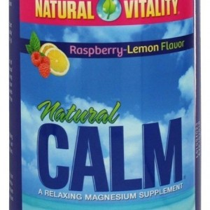 calm raspberry lemon