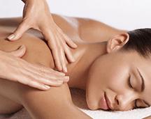 Shiatzu massage